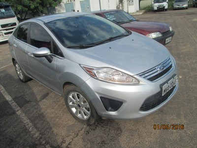 2011 Ford New Fiesta